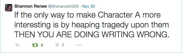 Shannon Tweet 2