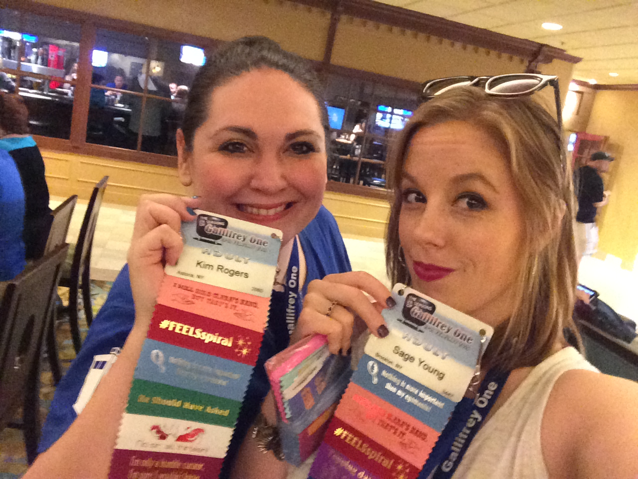 gally 1 ribbons