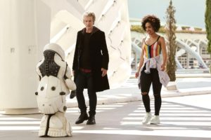 """Not bad. Not good. Just different."" – Doctor Who Recap – Smile"