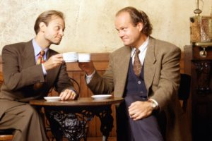 """Good Afternoon, Seattle. I'm Listening."" – The Many Genres of Frasier"