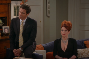 Will Truman and Karen Walker Are the Unsung BrOTP of Will & Grace