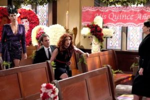"""I need for you to not be gone."" – Will & Grace Recap – Rosario's Quinceañera"