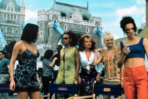 They've got fire in their eyes, hunger in their bellies, and great big shoes on their feet: Is Spice World the Best Movie?