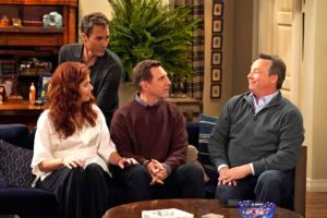 """Honey, are you in pain, or are you having a good time?"" – Will & Grace Recap – There's Something About Larry"