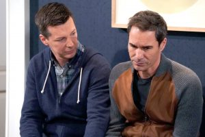 """That's a face I could love."" – Will & Grace Recap – The Beefcake and the Cake Beef"