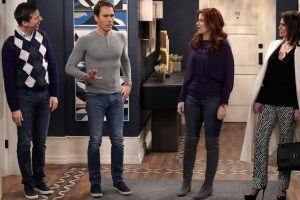 """I don't want to end up like Will and Grace."" – Will & Grace Recap – It's a Family Affair"