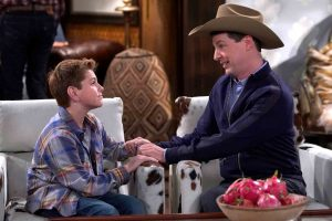 """Don't let anyone ever talk you out of being you."" – Will & Grace Recap – Tex and the City"