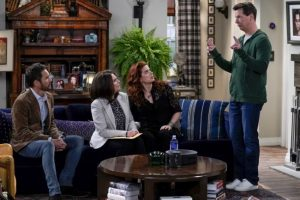 """You've got the world's best safety net."" – Will & Grace Recap – Where in the World Is Karen Walker?"