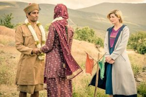 """There's nothing worse than when ordinary people lose their minds."" – Doctor Who Recap – Demons of the Punjab"